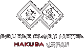Double Black Hotel Accommodation Hakuba Japan